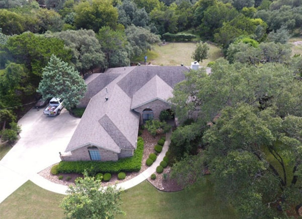 Completed Roof Installation in Austin, Texas